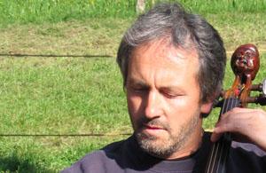 Mario Brunello in concerto a Este, Chiostro di S. Francesco, domenica 3 Luglio 2011