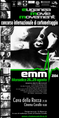 emm 2004 - euganea movie movement 2004