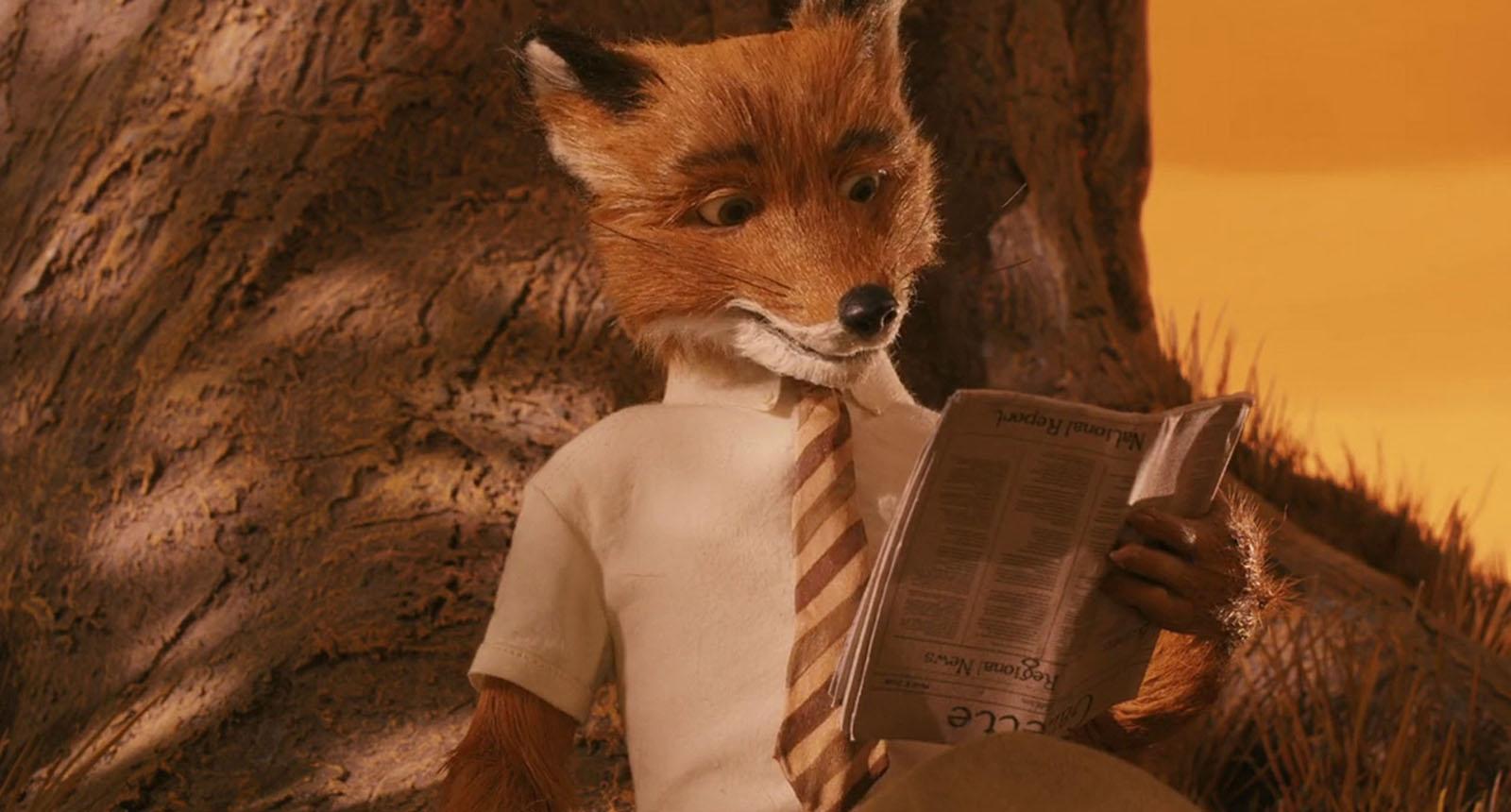 Risultati immagini per fantastic mr fox